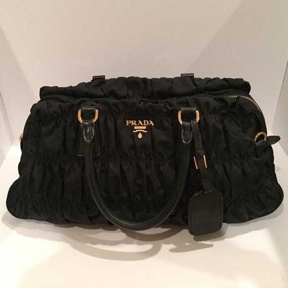 bc326b09fe32 -Authentic Prada Nylon Tessuto Gaufre Tote. M_5b1fce2e45c8b3bdce3ae793.  Other Bags ...